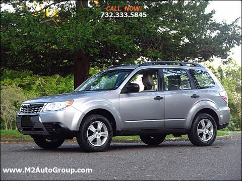 2011 Subaru Forester for sale at M2 Auto Group Llc. EAST BRUNSWICK in East Brunswick NJ