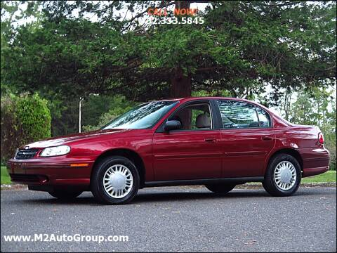 2003 Chevrolet Malibu for sale at M2 Auto Group Llc. EAST BRUNSWICK in East Brunswick NJ