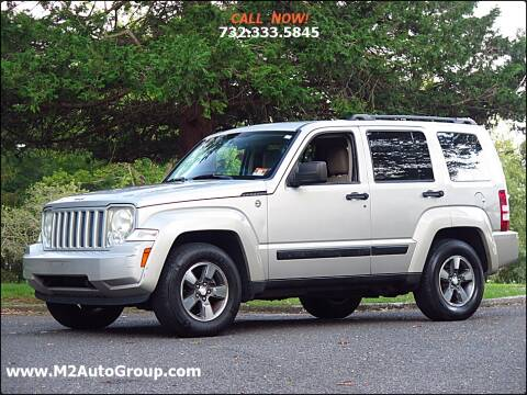 2008 Jeep Liberty for sale at M2 Auto Group Llc. EAST BRUNSWICK in East Brunswick NJ