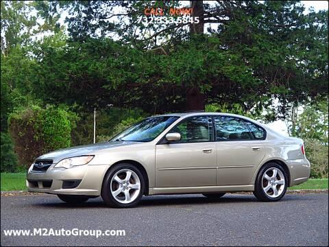 2008 Subaru Legacy for sale at M2 Auto Group Llc. EAST BRUNSWICK in East Brunswick NJ