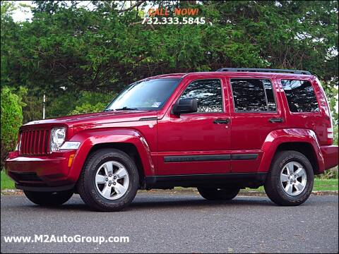 2012 Jeep Liberty for sale at M2 Auto Group Llc. EAST BRUNSWICK in East Brunswick NJ