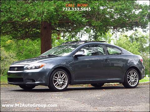 2008 Scion tC for sale at M2 Auto Group Llc. EAST BRUNSWICK in East Brunswick NJ