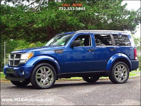 2010 Dodge Nitro for sale at M2 Auto Group Llc. EAST BRUNSWICK in East Brunswick NJ