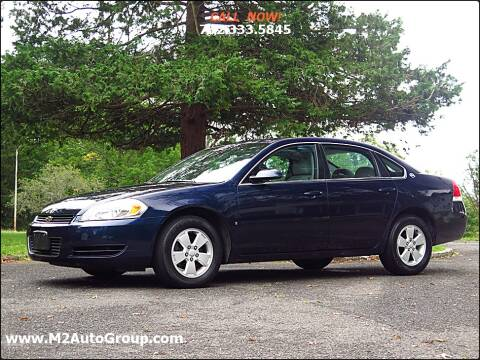 2007 Chevrolet Impala for sale at M2 Auto Group Llc. EAST BRUNSWICK in East Brunswick NJ