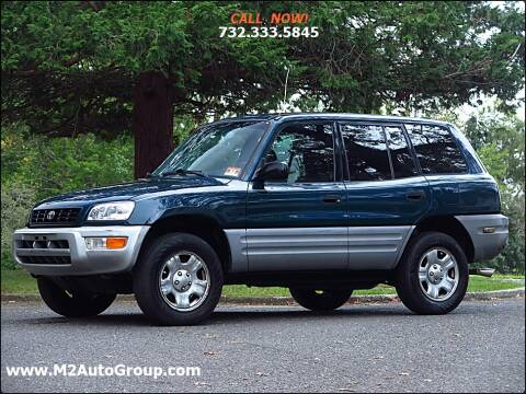 2000 Toyota RAV4 for sale at M2 Auto Group Llc. EAST BRUNSWICK in East Brunswick NJ