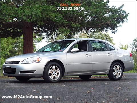 2008 Chevrolet Impala for sale at M2 Auto Group Llc. EAST BRUNSWICK in East Brunswick NJ
