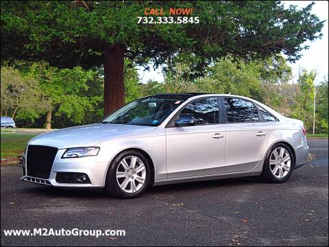 2011 Audi A4 for sale at M2 Auto Group Llc. EAST BRUNSWICK in East Brunswick NJ