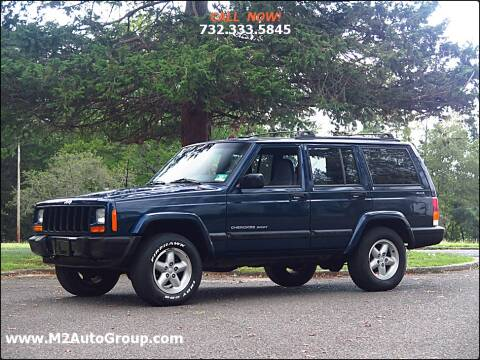 2001 Jeep Cherokee for sale at M2 Auto Group Llc. EAST BRUNSWICK in East Brunswick NJ
