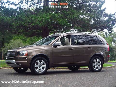 2013 Volvo XC90 for sale at M2 Auto Group Llc. EAST BRUNSWICK in East Brunswick NJ