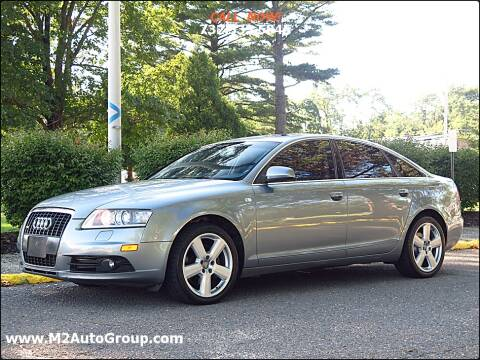 2008 Audi A6 for sale at M2 Auto Group Llc. EAST BRUNSWICK in East Brunswick NJ