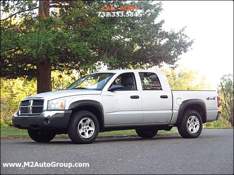 2005 Dodge Dakota for sale at M2 Auto Group Llc. EAST BRUNSWICK in East Brunswick NJ
