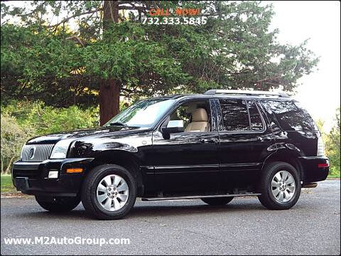 2006 Mercury Mountaineer for sale at M2 Auto Group Llc. EAST BRUNSWICK in East Brunswick NJ