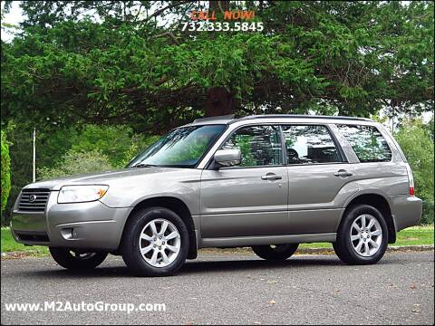 2006 Subaru Forester for sale at M2 Auto Group Llc. EAST BRUNSWICK in East Brunswick NJ