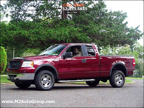 2006 Ford F-150 for sale at M2 Auto Group Llc. EAST BRUNSWICK in East Brunswick NJ