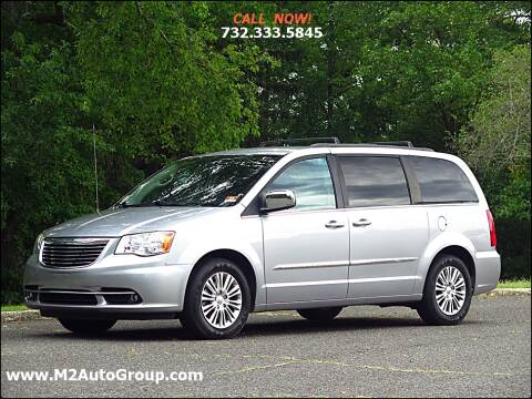 2013 Chrysler Town and Country for sale at M2 Auto Group Llc. EAST BRUNSWICK in East Brunswick NJ