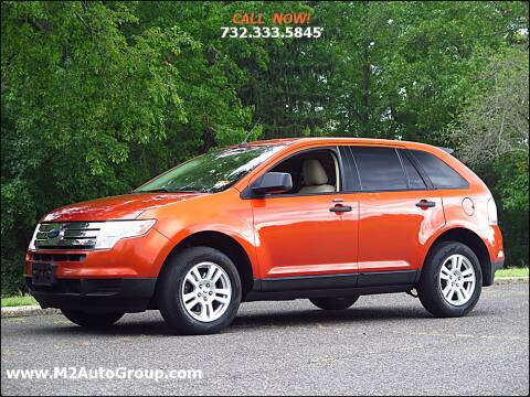 2007 Ford Edge for sale at M2 Auto Group Llc. EAST BRUNSWICK in East Brunswick NJ