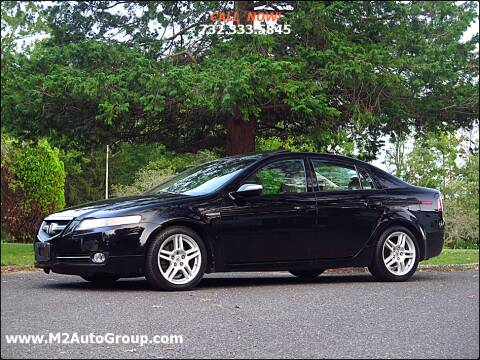 2007 Acura TL for sale at M2 Auto Group Llc. EAST BRUNSWICK in East Brunswick NJ