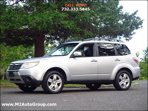 2009 Subaru Forester for sale at M2 Auto Group Llc. EAST BRUNSWICK in East Brunswick NJ