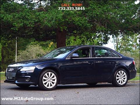 2009 Audi A4 for sale at M2 Auto Group Llc. EAST BRUNSWICK in East Brunswick NJ