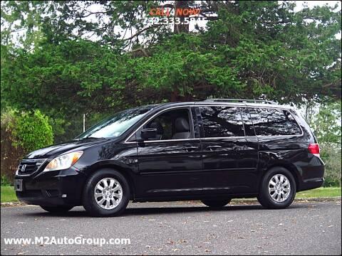 2010 Honda Odyssey for sale at M2 Auto Group Llc. EAST BRUNSWICK in East Brunswick NJ