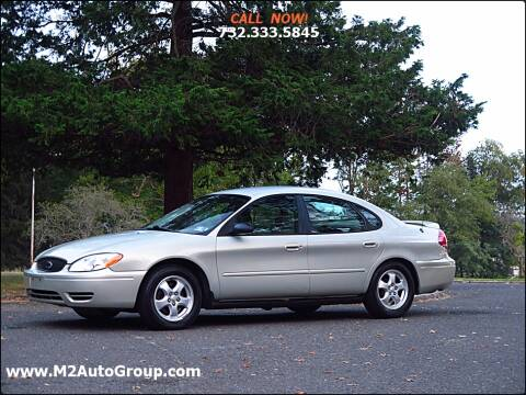 2005 Ford Taurus for sale at M2 Auto Group Llc. EAST BRUNSWICK in East Brunswick NJ
