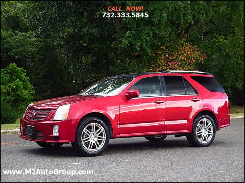 2008 Cadillac SRX for sale at M2 Auto Group Llc. EAST BRUNSWICK in East Brunswick NJ