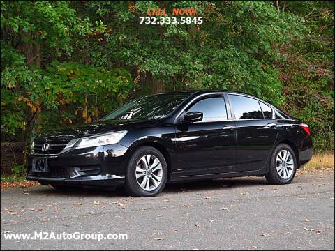 2015 Honda Accord for sale at M2 Auto Group Llc. EAST BRUNSWICK in East Brunswick NJ