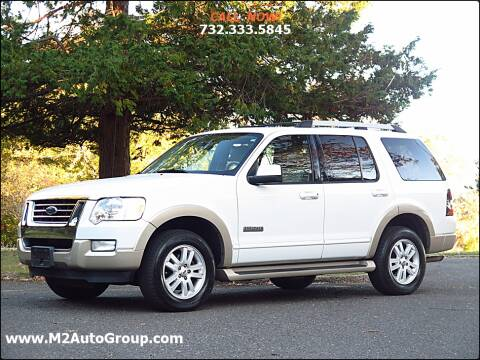 2007 Ford Explorer for sale at M2 Auto Group Llc. EAST BRUNSWICK in East Brunswick NJ