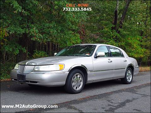 2000 Lincoln Town Car for sale at M2 Auto Group Llc. EAST BRUNSWICK in East Brunswick NJ
