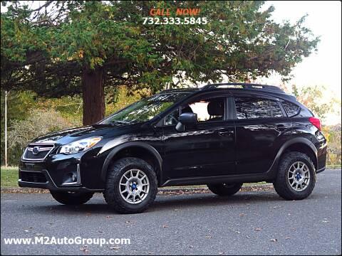 2016 Subaru Crosstrek for sale at M2 Auto Group Llc. EAST BRUNSWICK in East Brunswick NJ