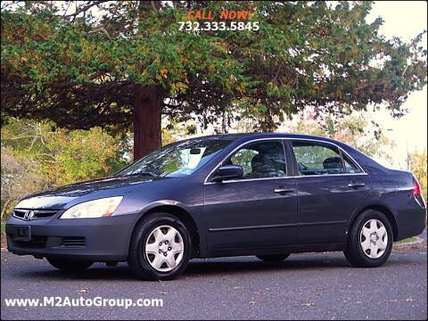 2006 Honda Accord for sale at M2 Auto Group Llc. EAST BRUNSWICK in East Brunswick NJ