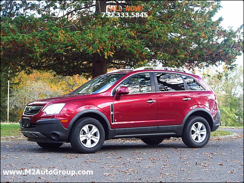 2008 Saturn Vue for sale at M2 Auto Group Llc. EAST BRUNSWICK in East Brunswick NJ