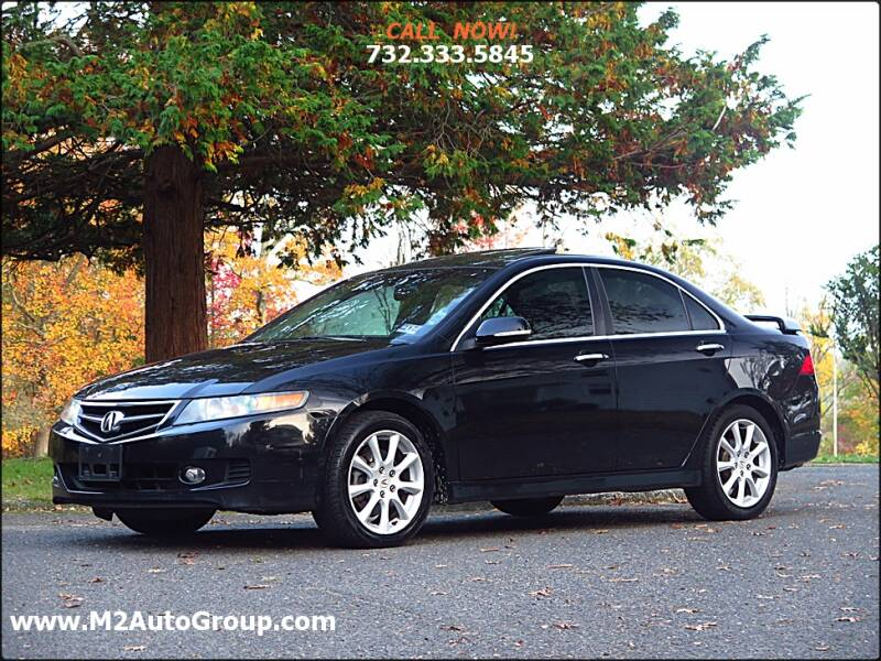 2006 Acura TSX for sale at M2 Auto Group Llc. EAST BRUNSWICK in East Brunswick NJ