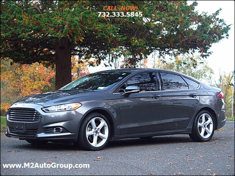 2016 Ford Fusion for sale at M2 Auto Group Llc. EAST BRUNSWICK in East Brunswick NJ