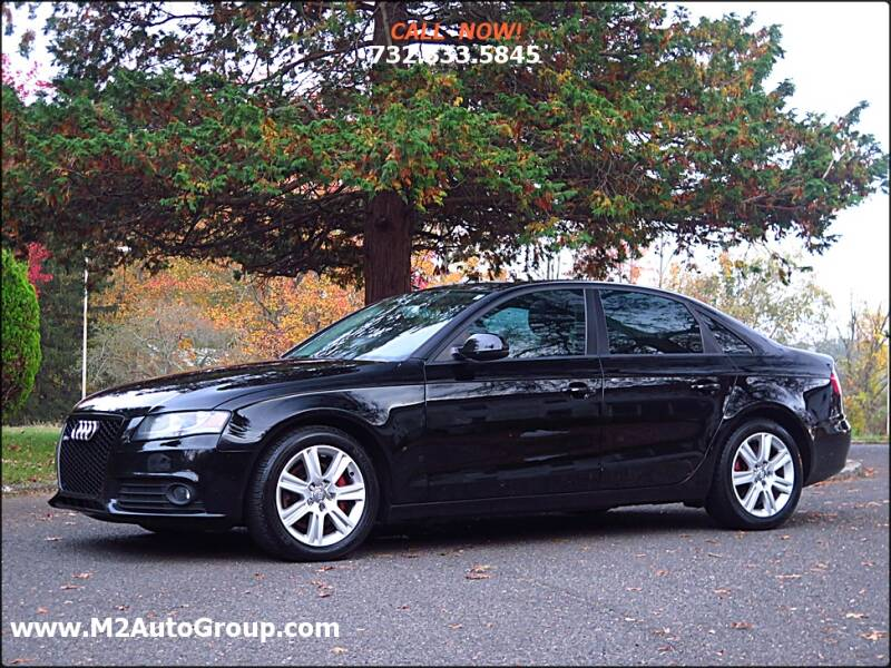 2010 Audi A4 for sale at M2 Auto Group Llc. EAST BRUNSWICK in East Brunswick NJ