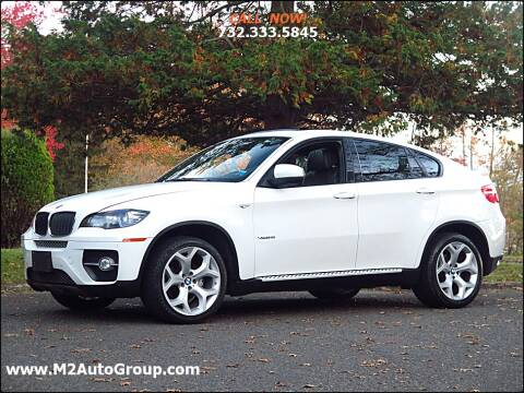 2012 BMW X6 for sale at M2 Auto Group Llc. EAST BRUNSWICK in East Brunswick NJ