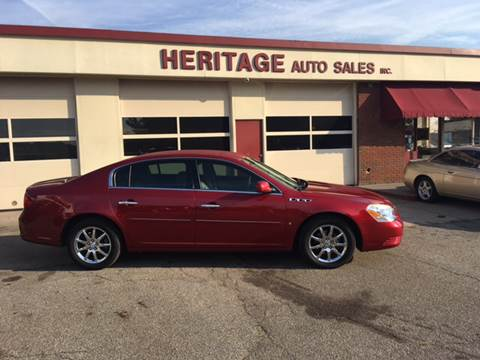2007 Buick Lucerne for sale in Waterbury, CT