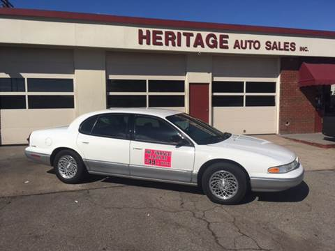 1996 Chrysler LHS for sale in Waterbury, CT