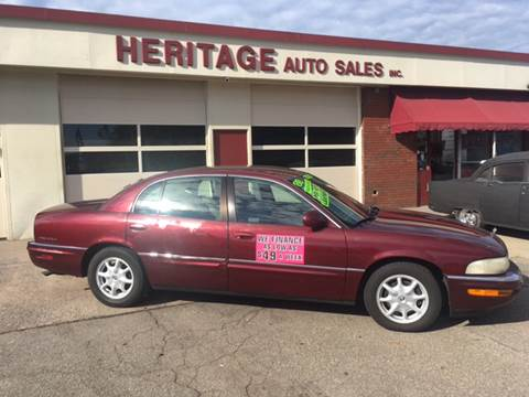 2000 Buick Park Avenue for sale in Waterbury, CT