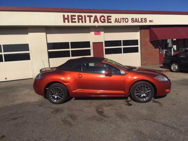 Heritage auto sales used cars waterbury ct dealer sciox Images