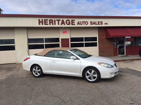 toyota camry solara for sale in connecticut