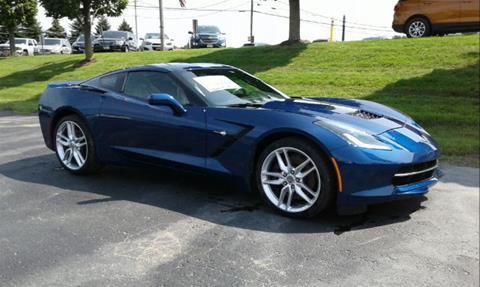 2017 Chevrolet Corvette for sale in Oswego, NY