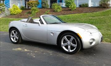 2007 Pontiac Solstice for sale in Oswego, NY