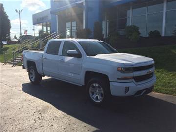 2017 Chevrolet Silverado 1500 for sale in Oswego, NY
