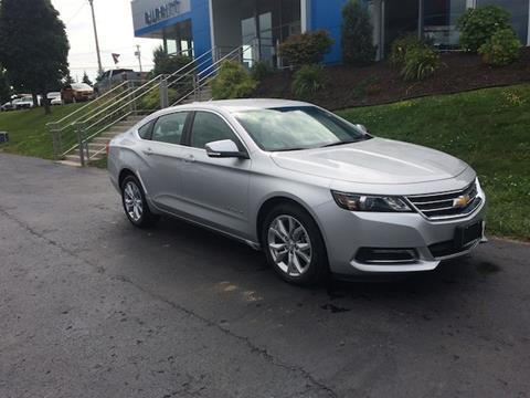 2018 Chevrolet Impala for sale in Oswego, NY