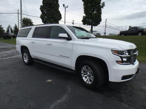 2017 Chevrolet Suburban for sale in Oswego, NY