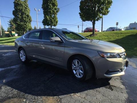 2017 Chevrolet Impala for sale in Oswego, NY
