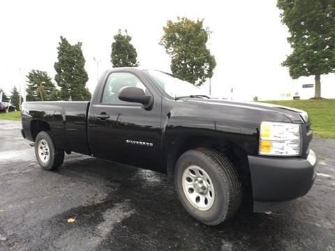 2012 Chevrolet Silverado 1500 for sale in Oswego, NY