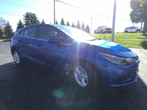 2018 Chevrolet Cruze for sale in Oswego, NY