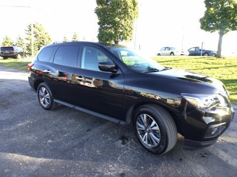 2017 Nissan Pathfinder for sale in Oswego, NY